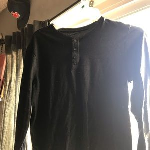 Button long sleeve